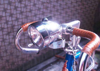 動力發電式頭燈